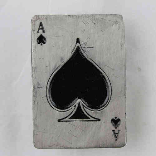 "Pin ""Ace of Spades"" Anstecker"