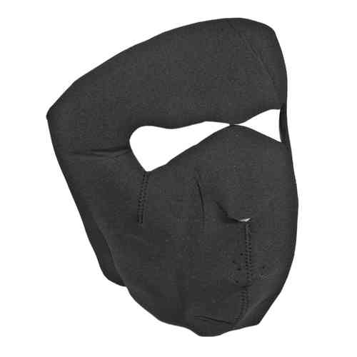 """Black"" Neopren - Face Mask"