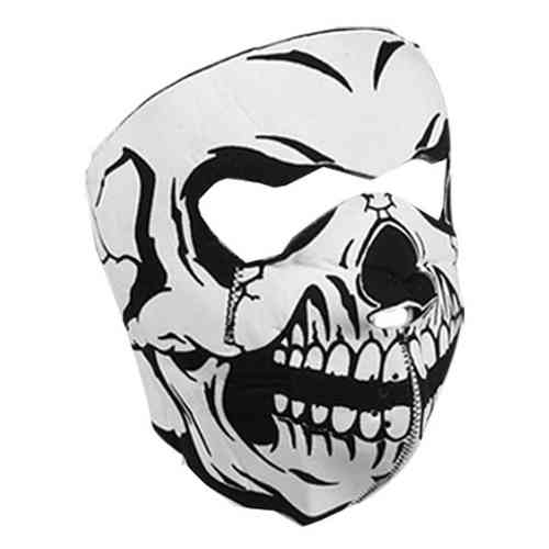 """Full Skull"" Neopren - Face Mask"