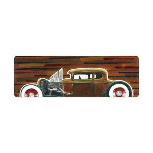 '32 Hotrod Coupe Blechschild - Metal Sign