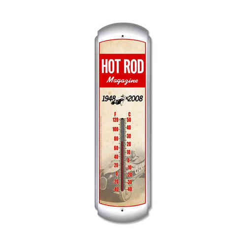 60th Anniversary - Thermometer