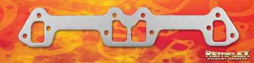 "Mopar V8 - 318 - 360, Incl. 2 Air Tube Gaskets, 1-3/16"" x 1-27/32"" Sq End Ports (PN6009)"