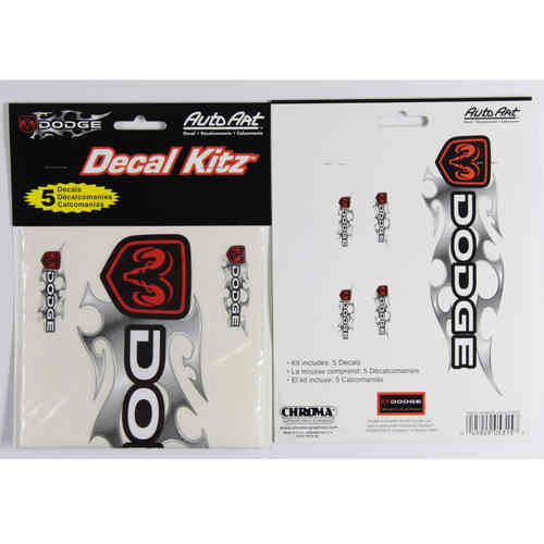 Dodge Blades Kit Aufkleber/Decaleber/Decal
