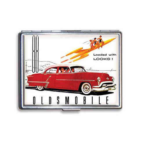GM Oldsmobile Zigarettenetui - Cigarette Case