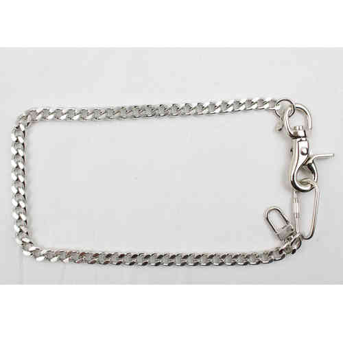 """Squared Leash"" Kette - Wallet Chain"