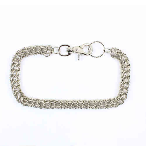 """Large Weave"" Kette - Wallet Chain"