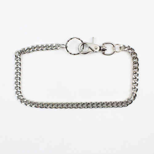 """Small Links"" Kette - Wallet Chain"