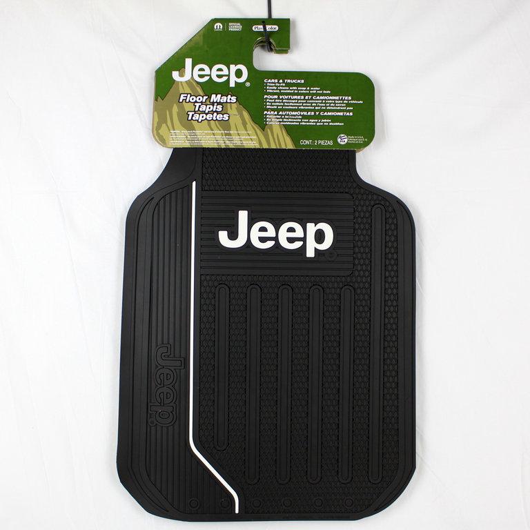 Jeep Elite Front Floor Mats
