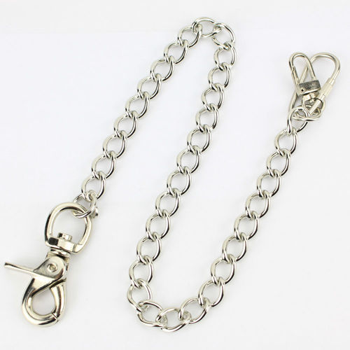 """Shackle Smooth"" Kette - Wallet Chain"