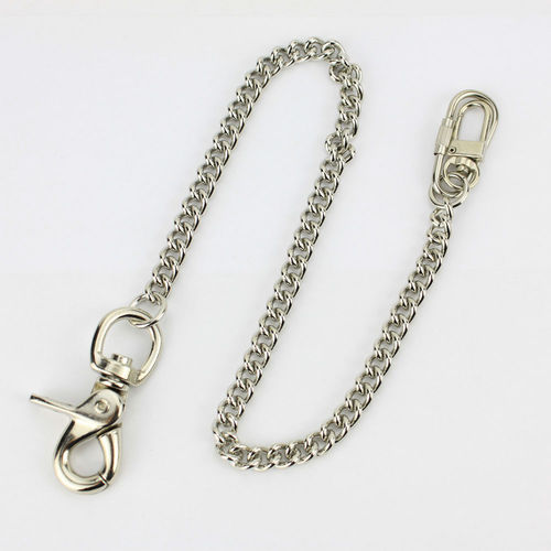 """Small Smooth Leash"" Kette - Wallet Chain"