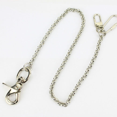 """Bubble Small"" Kette - Wallet Chain"