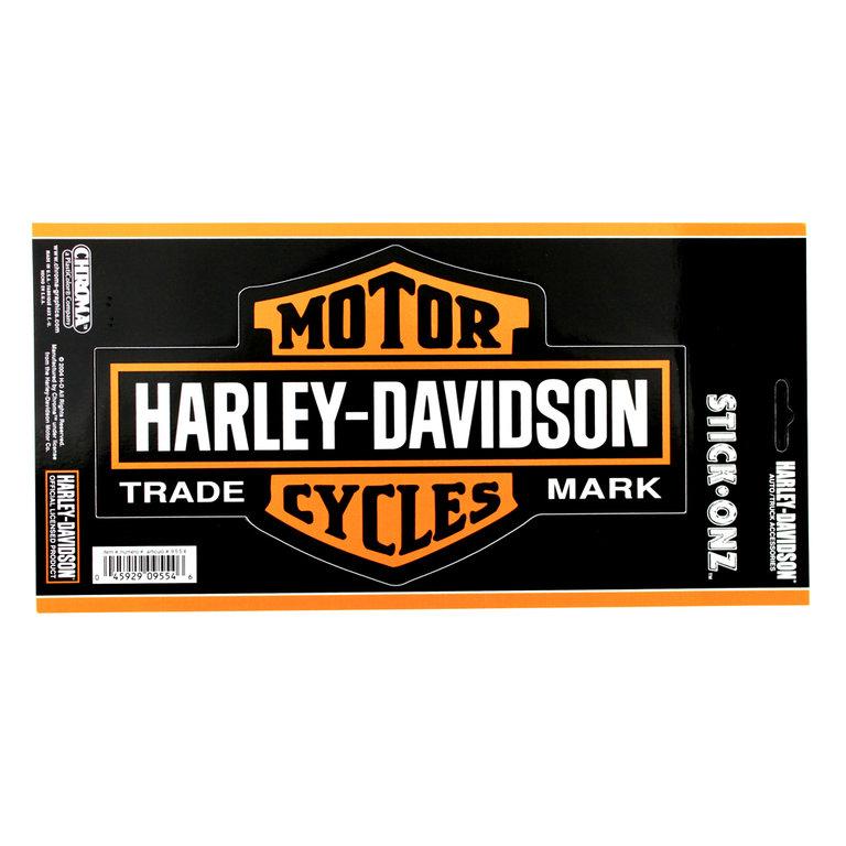 motorrad harley davidson hd willie vintage logo emblem. Black Bedroom Furniture Sets. Home Design Ideas