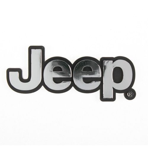"""Jeep Inj. Molded Emblem"" - Aufkleber/Decal"