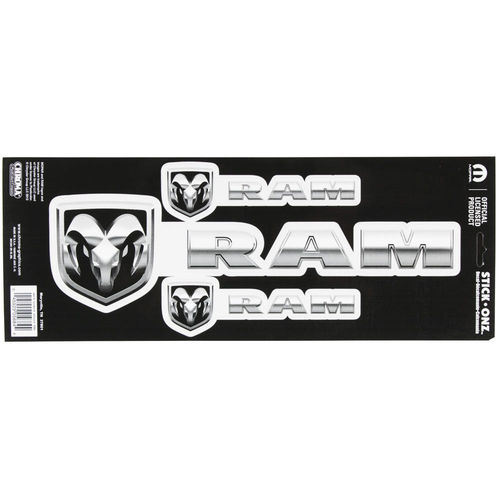 """Dodge RAM Logo"" - Aufkleber/Decal"