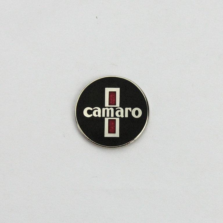 GM Pontiac Schriftzug Logo US Muscle Car Button Hat Pin Anstecker Anstecknadel
