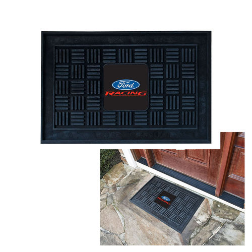 """Ford Racing Logo"" Door Mat - Türmatte"