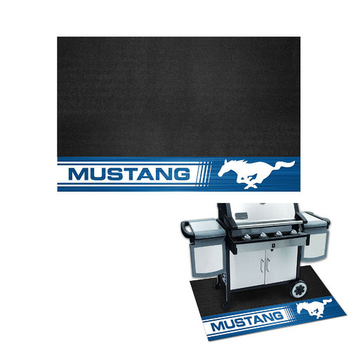"""Ford Mustang"" Grill Mat - Gummimatte"