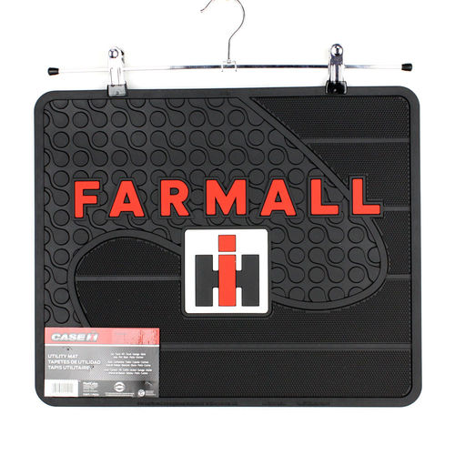 """International Harvester Farmall"" Rear Floor Mat - Fußmatte"