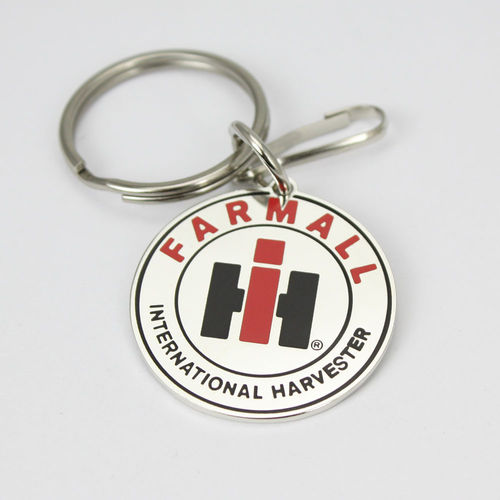 """International Harvester Farmall"" Keychain - Schlüsselanhänger"