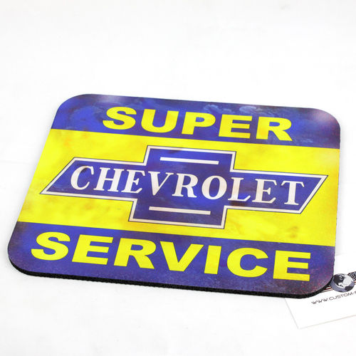 """Chevrolet Service"" Mouse Pad - Mauspad"