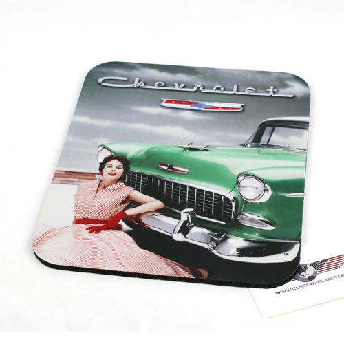 """55 Chevy"" Mouse Pad - Mauspad"