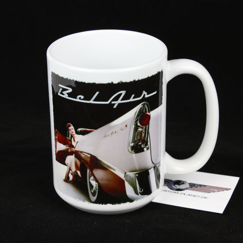 """56 Chevrolet Bel Air"" - Tasse/ Mug"