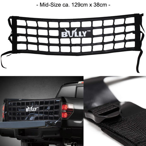 """BULLY™ Mid Size 129x38"" Tailgate Net - Heckklappennetz"