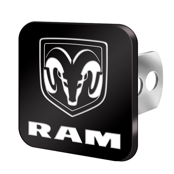 "dodge emblem hitch cover ""RAM Logo"" Hitch Cover- Abdeckung US Anhängerkupplung"