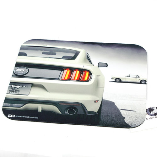 """Mustang GT 50 Years"" Mouse Pad - Mauspad"